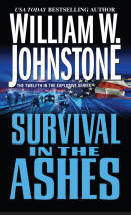 12. Survival in the Ashes   (Ashes Series)