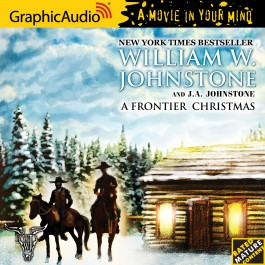 4. A Frontier Christmas (Christmas Series) AUDIO CD