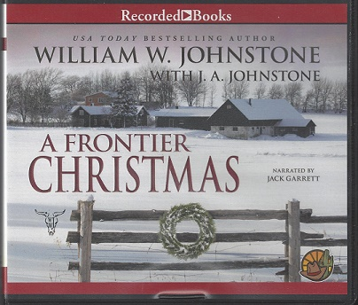 4. A Frontier Christmas (Recorded Book on CD)