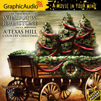 5. A Texas Hill Country Christmas (Christmas Series) Audio CD