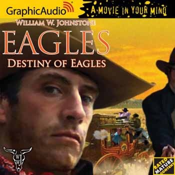 9. Destiny of Eagles (Eagles Series) Audio CD