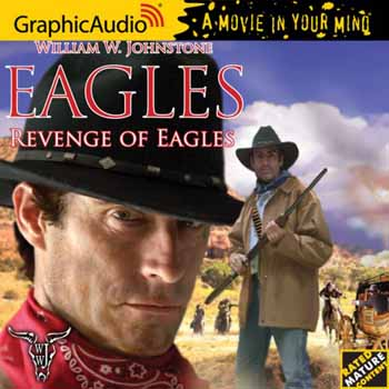 10. Revenge of Eagles (Eagles Series) Audio CD