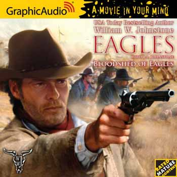 14. Bloodshed of Eagles (Eagles Series) Audio CD