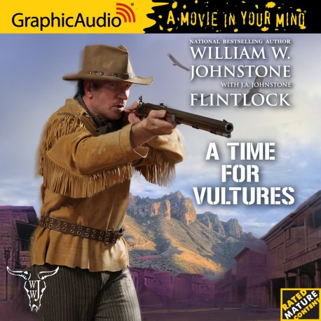 4. A Time For Vultures (Flintlock) - AUDIO CD