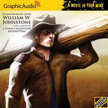 4. Redemption  (A Town Called Fury Series) Audio CD