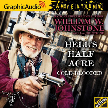 2. Hell's Half Acre- Cold-Blooded (AUDIO BOOK)