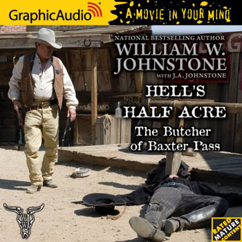 3. Butcher of Baxter Pass (Hell's Half Acre Series) AUDIO CD