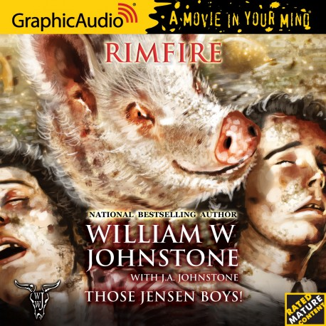 2. Rimfire (Those Jensen Boys) Audio CD