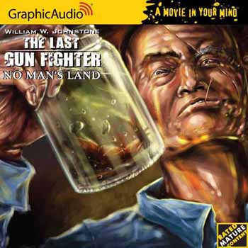 9. No Man's Land  (The Last Gunfighter Series) Audio CD