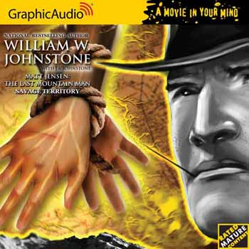 4. Savage Territory (Matt Jensen Series) Audio CD