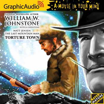 9. Torture Town (Matt Jensen Series)  AUDIO CD