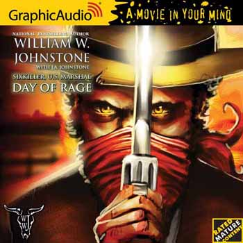 2. Day of Rage  (Sixkiller Series) Audio CD