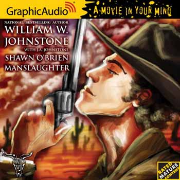 2. Manslaughter (Shawn O'Brien Series)  AUDIO CD