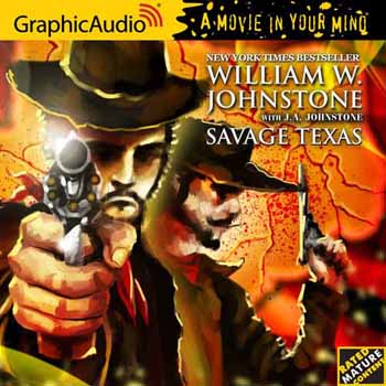1. Savage Texas  (Savage Texas Series) Audio CD