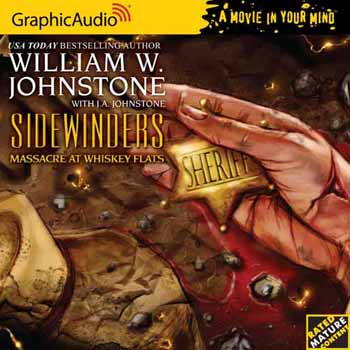 2. Massacre At Whiskey Flats  (The Sidewinders Series) Audio CD
