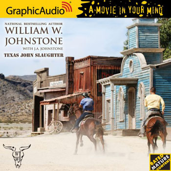 1. Texas John Slaughter AUDIO CD