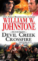 5. Devil Creek Crossfire  (The Blood Bond Series)