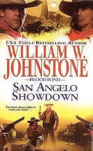 7. San Angelo Showdown  (The Blood Bond Series)
