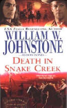 8. Death in Snake Creek  (The Blood Bond Series)