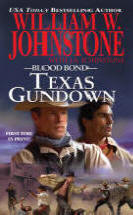11. Texas Gundown  (The Blood Bond Series)