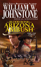 15. Arizona Ambush  (The Blood Bond Series)