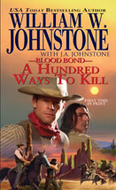 16. Hundred Ways to Kill (Blood Bond Series)