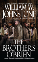 1. The Brothers O'Brien (Brothers O'Brien Series)