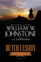 1. Butch Cassidy- The Lost Years (Hardback)