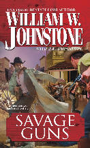 3. Savage Guns  (Blood Valley Series)
