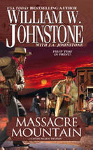 4. Massacre Mountain (The Blood Valley Series)