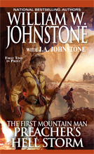 23. Preacher's Hell Storm (First Mtn Man Series)