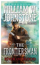 2. The Frontiersman- River of Blood (Frontiersman Series)