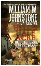 3. The Butcher of Baxter Pass (Hell's Half Acre Series)
