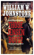 1. Those Jensen Boys! (Jensen Boys Series)  HARDBACK