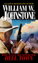 16. Hell Town  (The Last Gunfighter Series)