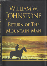 2. Return of the Mountain Man (Last Mountain Man Series) Hardback Book