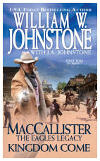 5. Kingdom Come (MacCallister Series)