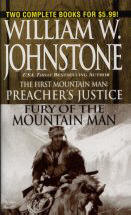 Preacher's Justice / Fury of the Mountain Man  (Omnibus Series)