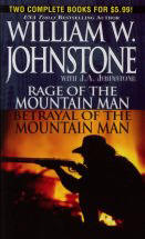 Rage of the Mountain Man / Betrayal of the Mountain Man  (Omnibus Series)