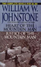 Heart of the Mountain Man / Justice of the Mountain Man  (Omnibus Series)