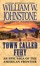 A Town Called Fury / Hard Country (Fury Series)