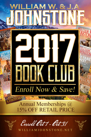 2017 Annual Book Club Membership - Domestic