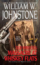 2. Massacre At Whiskey Flats  (The Sidewinders Series)