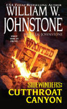 3. Cutthroat Canyon  (The Sidewinders Series)