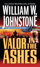 9. Valor in the Ashes   (Ashes Series)  USED BOOK