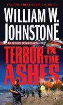 15.  Terror in the Ashes   (Ashes Series)  USED BOOK