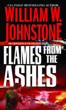 18. Flames in the Ashes   (Ashes Series)  USED BOOK