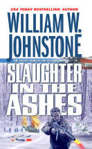 23. Slaughter in the Ashes   (Ashes Series)  USED BOOK