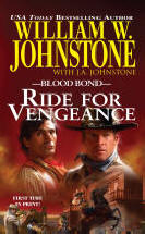 12. Ride For Vengeance  (The Blood Bond Series) USED BOOK
