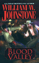 1. Blood Valley  (The Blood Valley Series)  USED BOOK